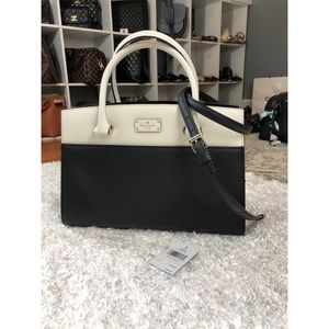 Kate Spade Caley satchel